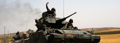 Turkey Rebels Kill Dozens in Syria