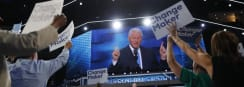 Bill Clinton Makes Touching Case for Hillary