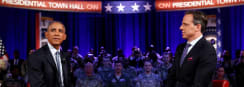 Obama: US. Not In Iraq for Combat