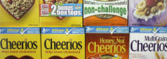 1.8 Million Boxes of Cheerios Recalled
