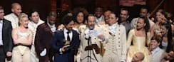 'Hamilton' Breaks Tony Record for Nominations