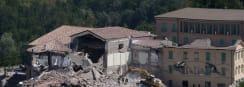 Italy Quake Death Toll Rises Amid Rescue Efforts