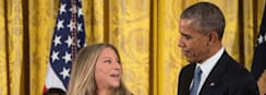 Obama Honors 17 Medal of Freedom Recipients