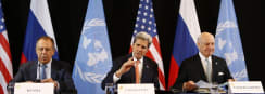 World Powers Agree to Syria Cease-Fire
