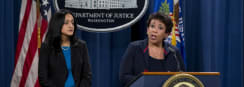 DOJ Announces Lawsuit Against Ferguson