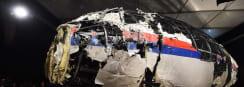MH17 Ukraine Disaster: Dutch Report Blames Missile