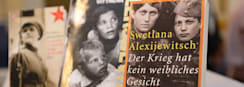 Svetlana Alexievich Gets Nobel Prize in Literature