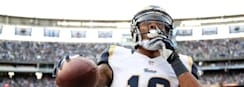 Rams WR Stedman Bailey Critical but Stable After Shooting