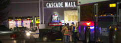 Police Hunt for Washington Mall Shooter