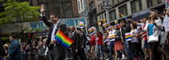 Record Crowd Expected at NYC Pride March