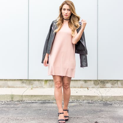 Street style tip of the day: Fall leather