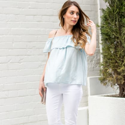 Street style tip of the day: Fringe crossbody