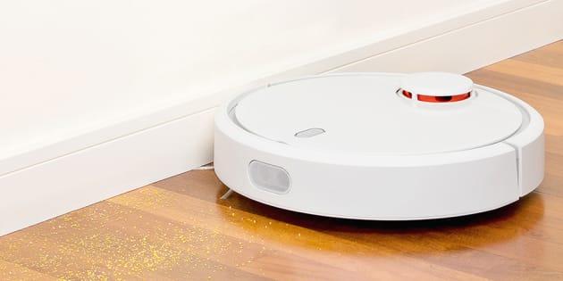 Znalezione obrazy dla zapytania xiaomi mi robot vacuum cleaner