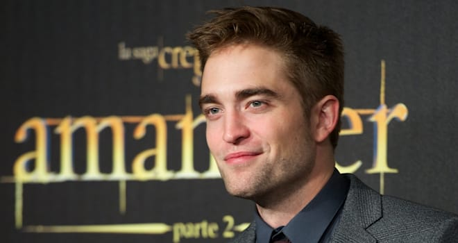 Robert Pattinson at the 'The Twilight Saga: Breaking Dawn - Part 2' Premiere in Madrid, Spain, on November 15, 2012