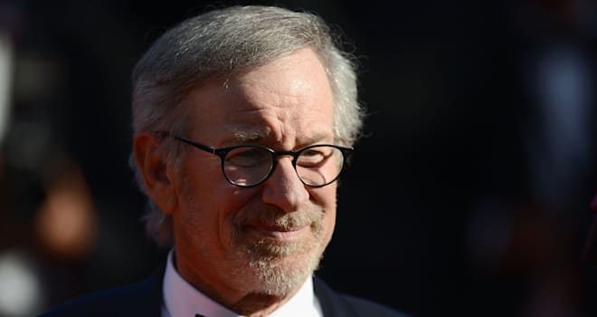 Steven Spielberg at the 2013 Cannes Film Festival