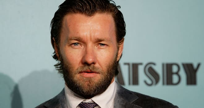 Joel Edgerton at the 'Great Gatsby' Australian Premiere on May 22, 2013, in Sydney