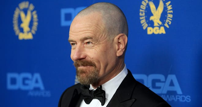 Bryan Cranston at the 2013 Directors Guild of America Awards