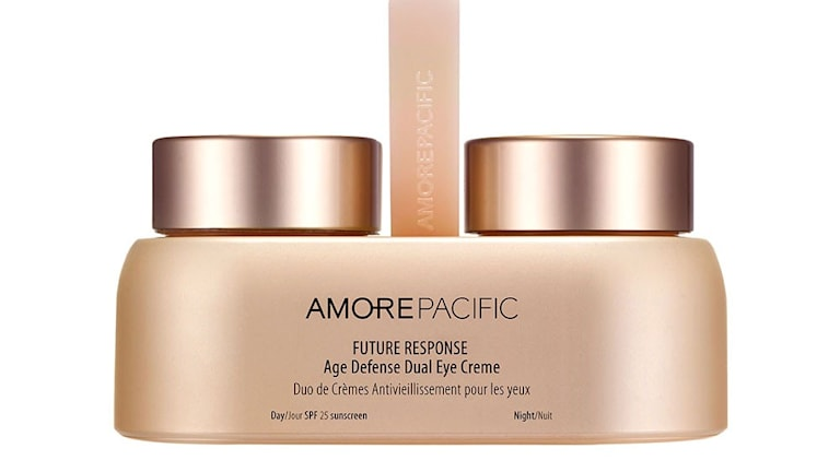 Enter for a chance to win AMOREPACIFIC Age Defense Dual Eye Creme!