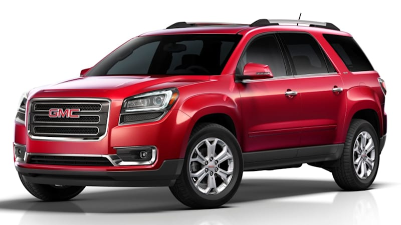GM issues stop-sale for 3 SUVs over incorrect MPG rating
