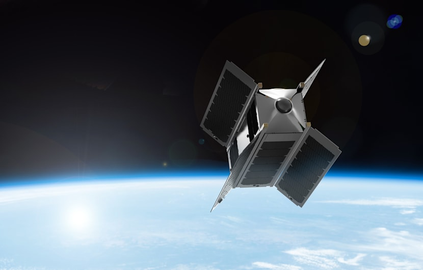 SpaceVR VR-Kamera fliegt ins All mit SpaceX