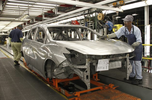 Nissan Adds 500 Jobs In Mississippi For Murano Production
