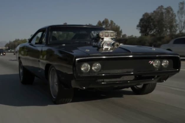 Dodge Charger from Fast and the Furious
