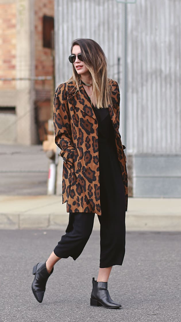 Street style tip of the day: Vintage threads