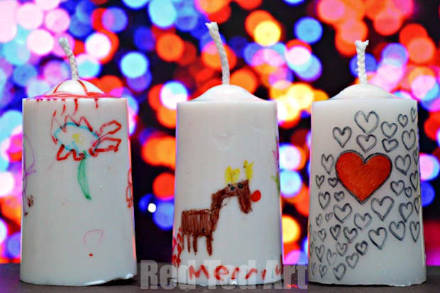 kids love to give gifts almost as much as they love to receive them    Homemade Christmas Gift Ideas For Kids To Make