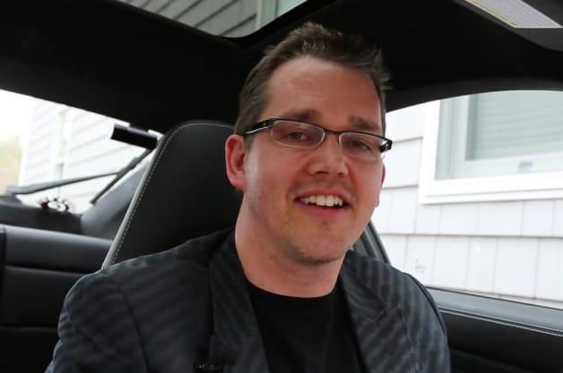 Nick Murray Porsche 911