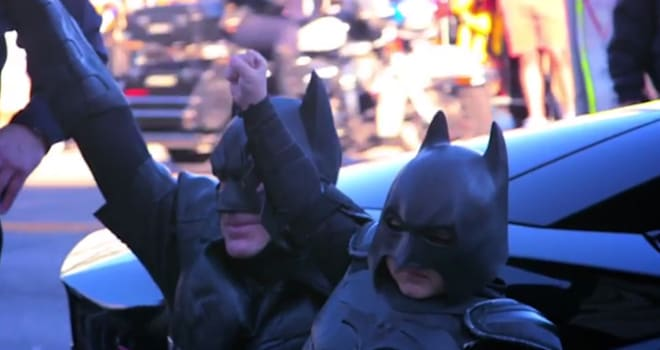 batkid+begins The Batkid Begins Trailer Will Make You Shed a Tear or Two (VIDEO)
