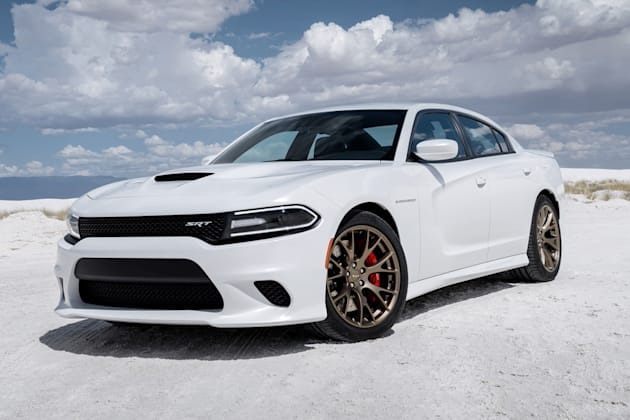 2 Door Charger Hellcat >> 2015 Dodge Charger SRT Hellcat revealed with 707HP and 4-doors