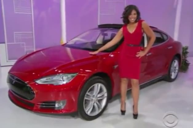 The Price Is Right gives away a Tesla Model S
