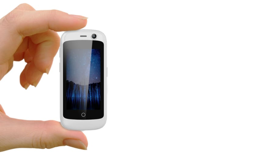 Jelly: Das Mini-LTE-Smartphone