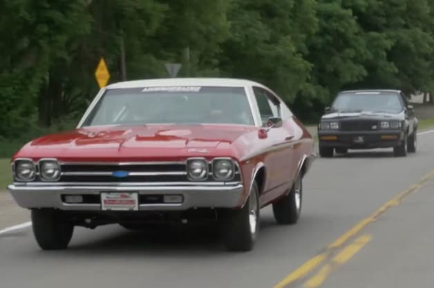 Chevy COPO Chevelle versus Buick Grand National GNX