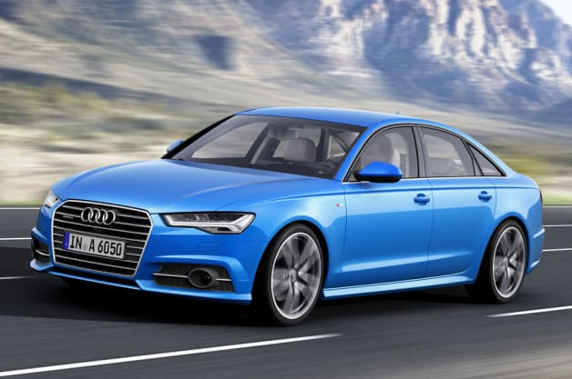 Refreshed Audi A6