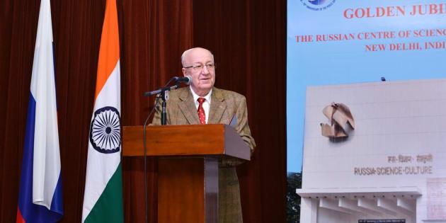 Russian Ambassador to India Alexander Kadakin Passes Away