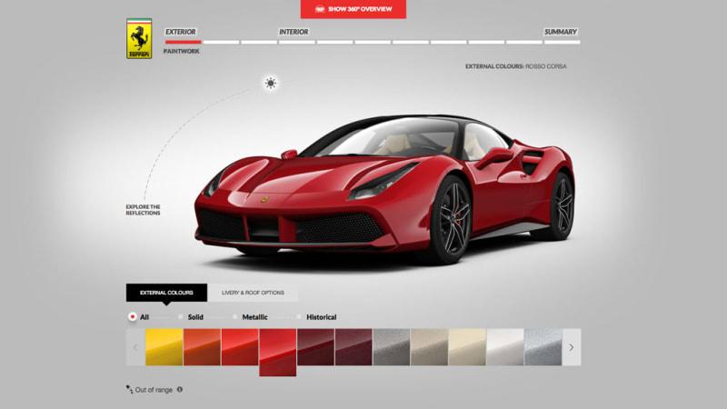 Ferrari 488 GTB SOUND - Start Up and Revs!! - YouTube