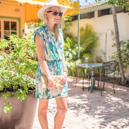 Street style tip of the day: Lake Worth living