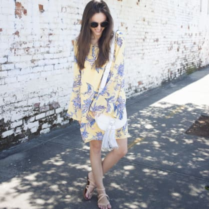 Street style tip of the day: Sunday Funday