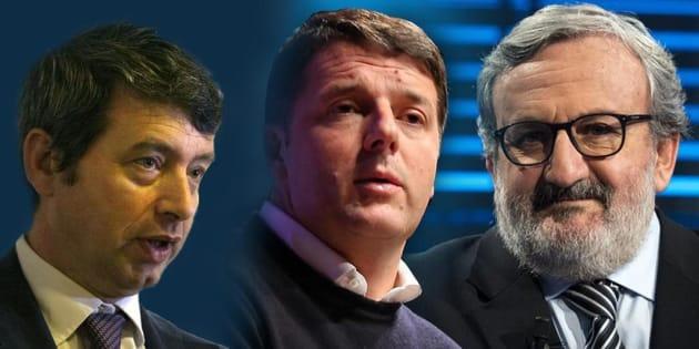 Renzi a Bruxelles per chiudere campagna primarie Pd