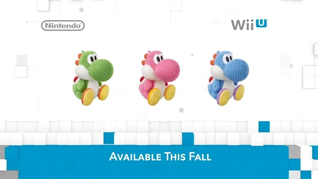 Yoshi's Wooly World snuggles up to a fall release window