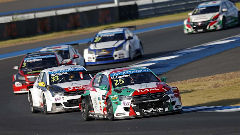 Sebastien Loeb Racing ready to pick up for Citroen in WTCC
