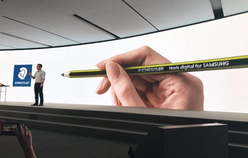 Staedtler und Samsung machen einen S Pen