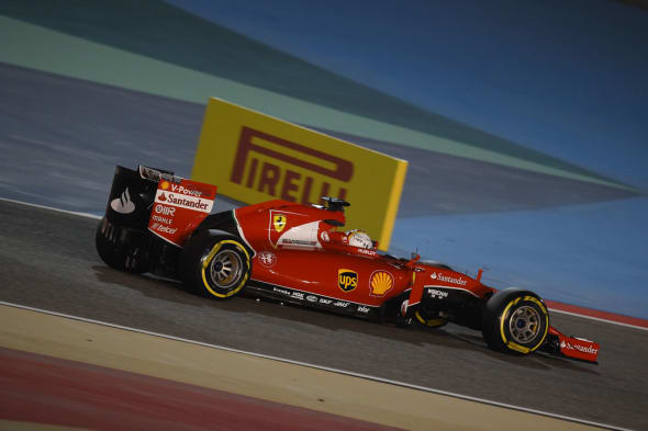 GP BAHRAIN F1/2015 - SAKHIR 17/04/2015 - © FOTO STUDIO COLOMBO X PIRELLI (©COPYRIGHT FREE)