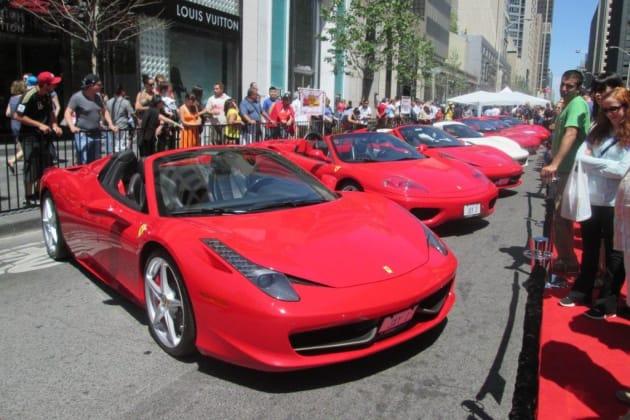 Yorkville Exotic Car Show Takes Over Toronto Authcom - Exotic car show near me