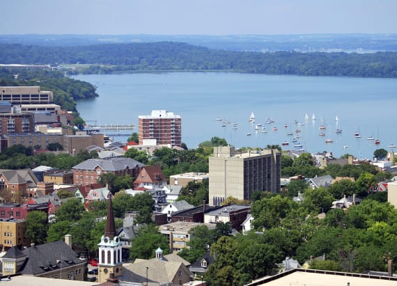 Editors' picks: Our top college towns