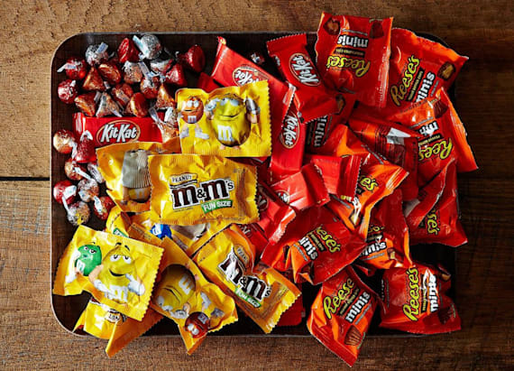 How to use up your leftover Halloween candy
