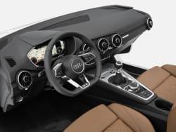 2015 Audi TT Cockpit