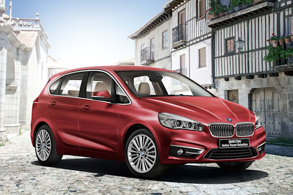 BMW 218d Active Tourer Selection