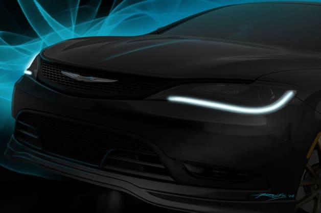 Fiat Chrysler Automobiles teaser